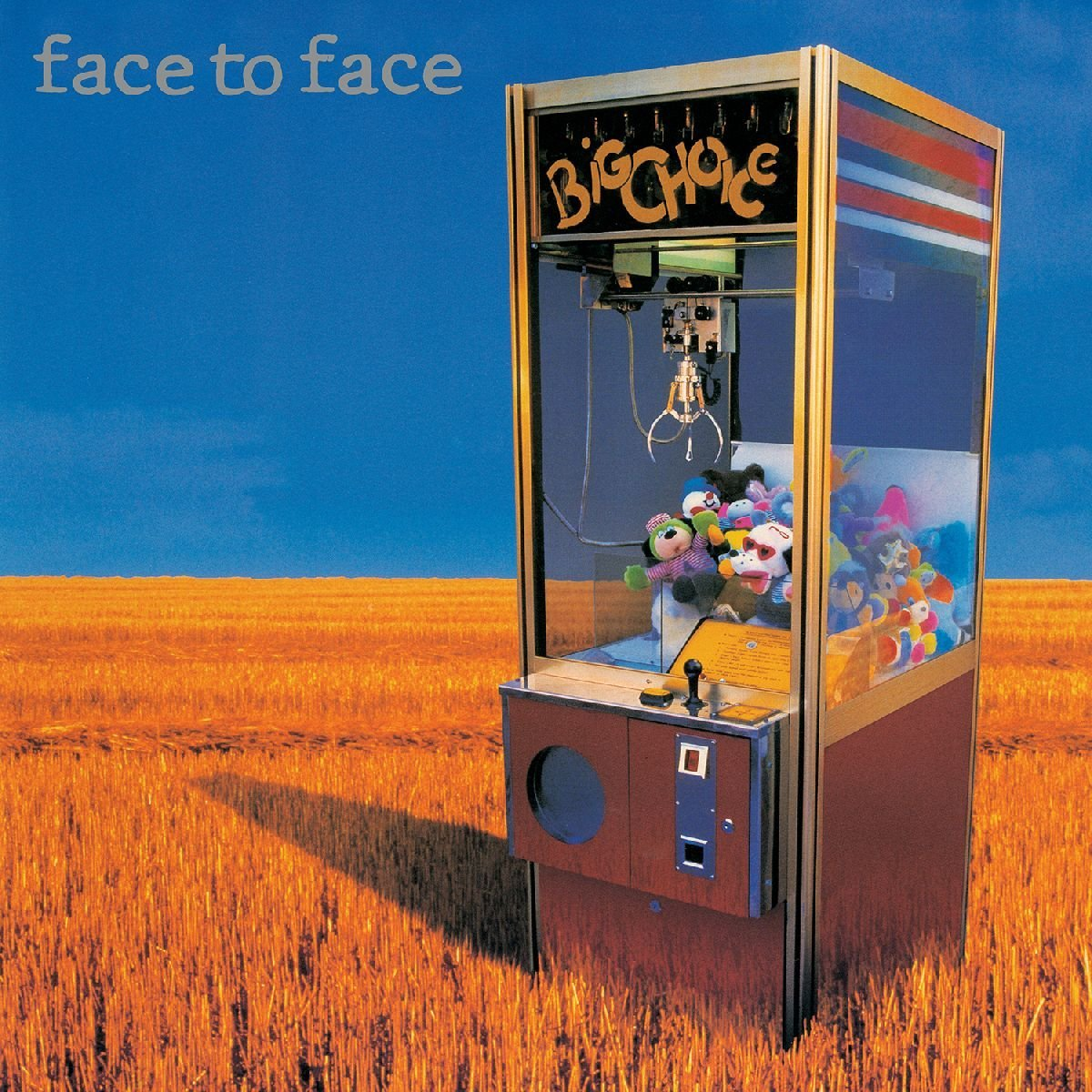 Face to Face – Big Choice reissue