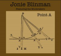 "Jonie Blinman – ""Point A"" EP available"