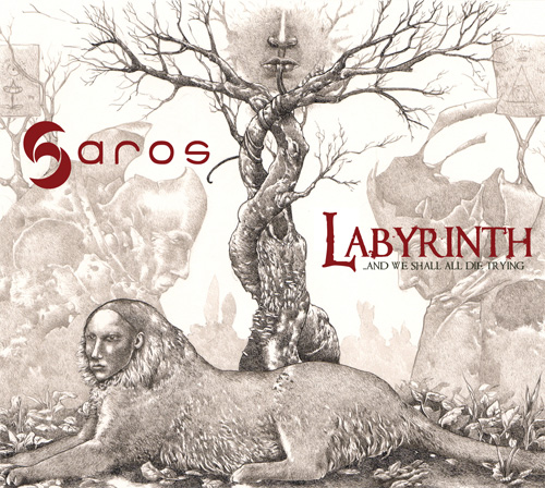 Saros – Labyrinth (…and we shall all die trying)